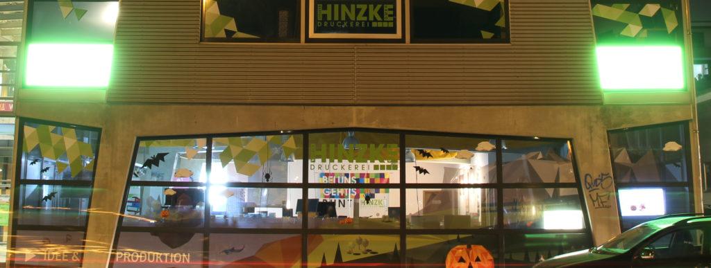 Die professionelle Druckerei in Lübeck: Hinzke